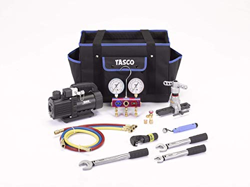 イチネンTASCO エアコン工具セット TA23AB