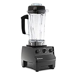 Get sleek, sophisticated blending with the Vitamix 5200 Series Blender