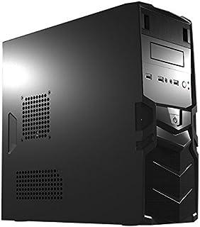 Mars Gaming MC016, caja PC Micro ATX, ventilador 8cm incluido, VGA hasta 25cm