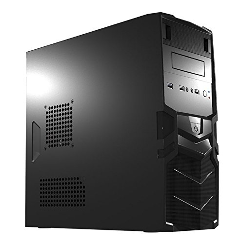 Mars Gaming MC016, caja PC Micro ATX, ventilador 8cm...