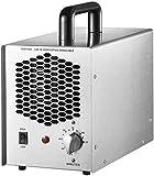 Ozonizador Generador de ozono comercial Purificador de aire profesional O3 Ozonizador e ionizador | Purificador y esterilizador desodorante para trabajo pesado | Para detener el olor del control