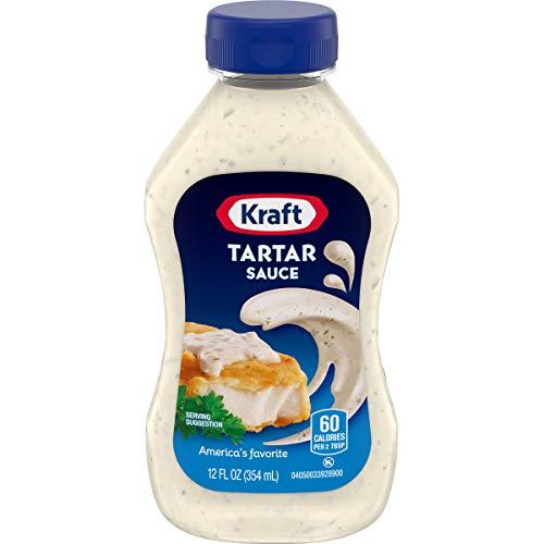 Kraft Tartar Sauce (12 oz Bottles, Pack of 6)
