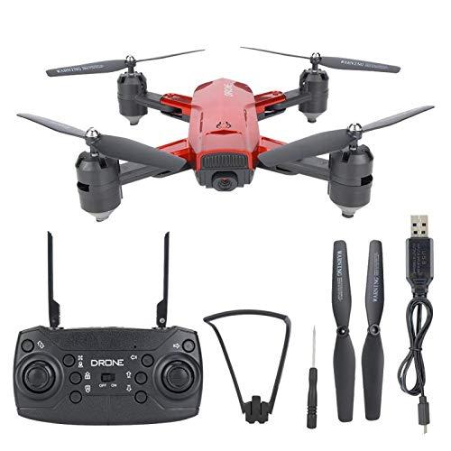 Okuyonic Cámara HD Quadcopter Modo sin Cabeza Drone Fiesta Familiar Vacaciones Deportes al Aire Libre Ejercicio(4K Wide-Angle Camera)