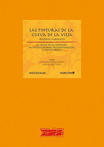 Las pinturas de la Cueva de la Vieja (Alpera, Albacete).: El calco de la Comisión de...
