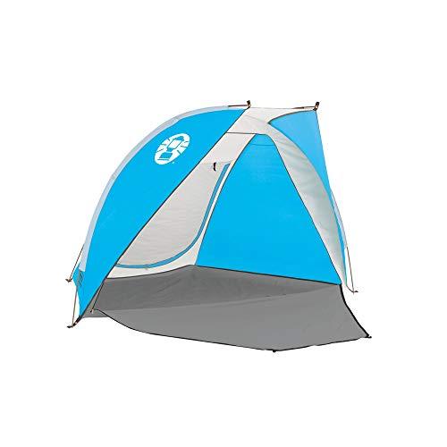 Coleman Canopy Tent | Beach Sun Shelter, Blue