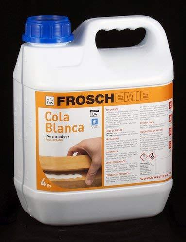 FR 6392 lijm wit D4 4 litros