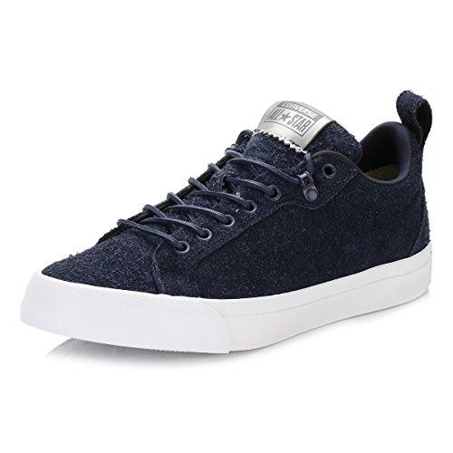Converse Herren All Star Fulton Wooly Bully OX Sneaker, Blau (blau blau), 45 EU