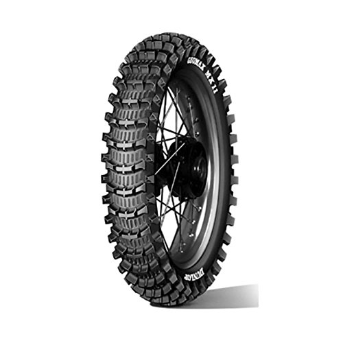 Dunlop Geomax Mx11–110/100/R18 64 m – A/A/70 DB – Pneu de moto