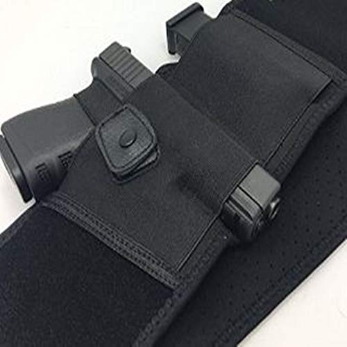 Without brand DZF-GH, Holster for Concealed Carry Gun Pistolet Garde du Corps Fit for Glock 19 17 42 43 P238 for Ruger LCP Pistolet similaires Droit Main Gauche (Couleur : Left Hand)