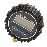 Manometro Digitale,200 PSI Manometro Pressione Pneumatici Digitale LCD di Auto, Moto
