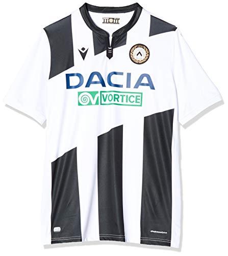 Udinese Trikot Gara Home 2019/20 für Erwachsene L Schwarz