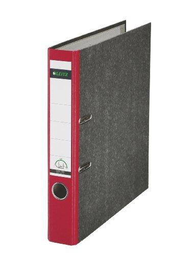Leitz 1050-25 Ordner A4 50mm-breit rot