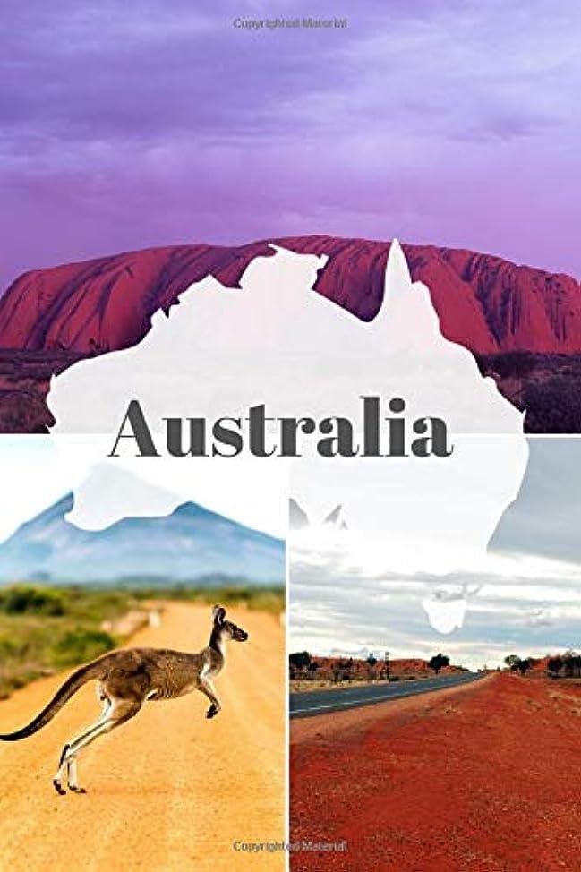 ショットメディア掻くAustralia: Travel Journal I Write Down Your Best Australia Memories & Never Forget Them