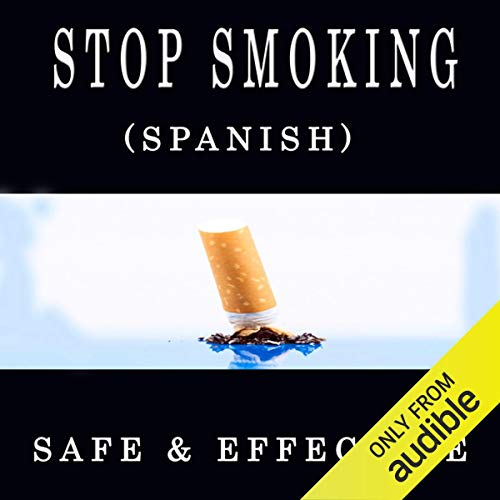 Stop Smoking Self Hypnosis audiobook cover art