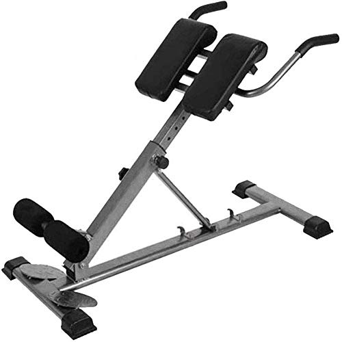 Product Image 1: SHKY Multifunctional Back Hyperextension Bench, Home Fitness Equipment Benches, for Strengthening Abs, Strength Training Workout Fitness Equipment,A