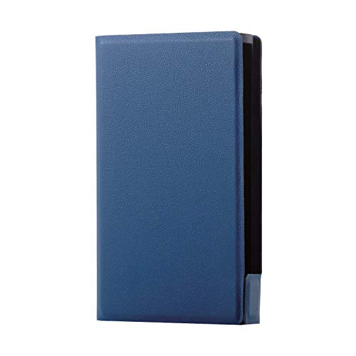 エレコム Walkman A ソフトレザーカバー ブルー AVS-A17PLFUBU 1個 ELECOM