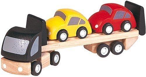 Plan City Car Transporter by PlanToys