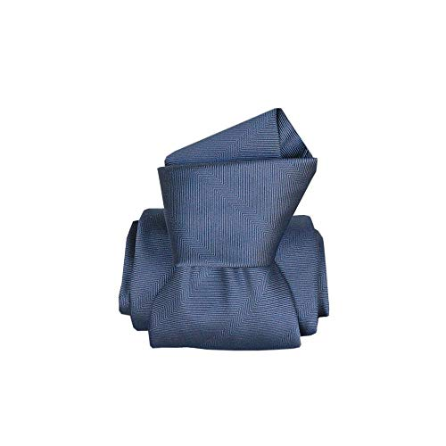 Segni et Disegni - Cravate Segni Disegni Luxe, Faite Main, Arletti Bleu