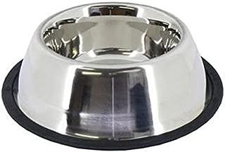 Cheeko Steel Non-Tip Spaniel Bowl, 960 ml