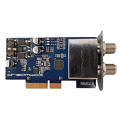 Dreambox DVBS/S2 Dual Tuner Satelliten-Receiver mit Silicon Laboratories Technologie