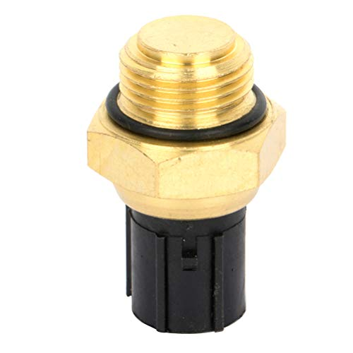 OCPTY Coolant Water Temperature Sensor 37760-P00-004 Fit for 1994-2001 for Acura Integra, 2002-2005 for Acura RSX, 1992-2005 for Honda Civic,1997-2006 for Honda CR-V 37760P00003 Water Temp Switch