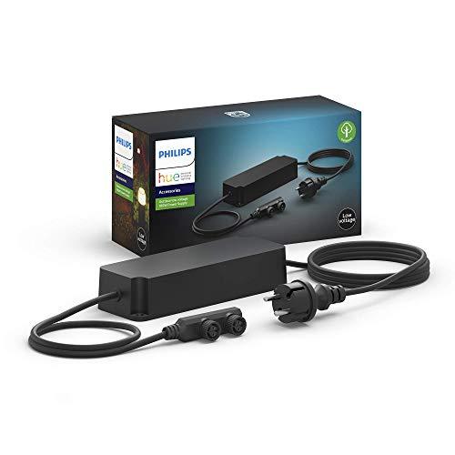 Philips Hue Outdoor Netzteil 100W Fuente de alimentación, Negro, 100 Watt