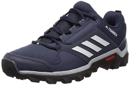 Adidas Men's Ax3 Ind Silver Met./Legend Ink Trekking Shoes-9 UK (43 1/3 EU) (9.5 US) (CM5926)