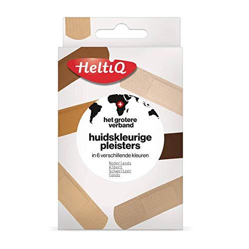 Heltiq Het Grotere Verband Pleisters Huidskleur, 24 Stuk