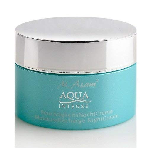 M.Asam Aqua Intense Night Cream Extreme Hydration - 50 ml. by M. Asam