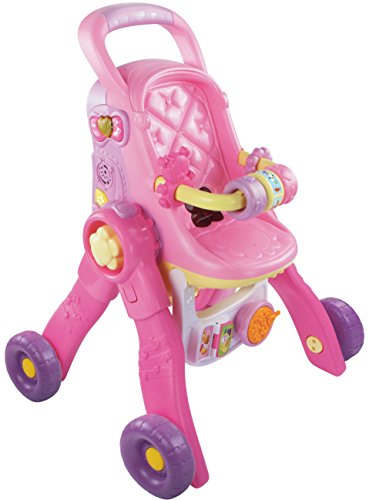 Vtech 80-154123 Little Love Puppenwagen in (In Holländisch)
