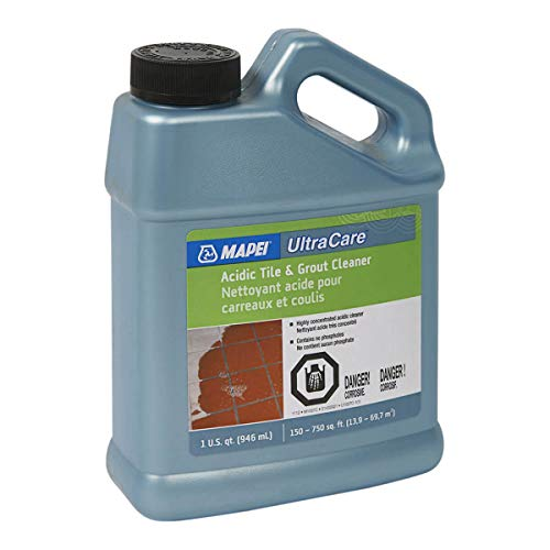 Mapei Acidic Tile and Grout Cleaner