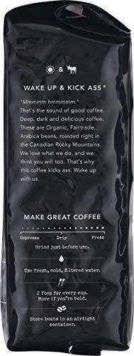 Kicking Horse Coffee, Decaf, Dark Roast, Whole Bean, 10 oz