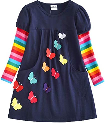 6 years old girl dresses
