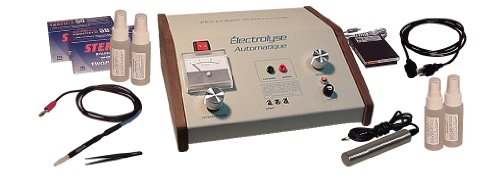 Electrolyse Automatique Home Electrolysis Machine