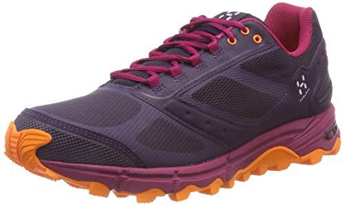 Haglöfs 491650 Calzado Trail Running, Mujer, Morado, 5.5