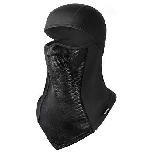 Unigear Pasamontañas Balaclava A Prueba De Viento Máscara De Invierno para Moto, Ciclismo, Escalada, Caza, Esquí, Al Aire Libre