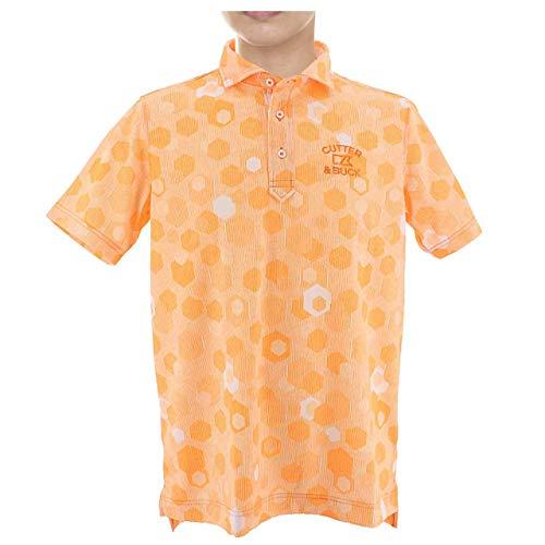 (カッターアンドバック)CUTTER & BUCK(カッターアンドバック) 半袖シャツ CGMLJA16 OR00 OR00(オレンジ) M