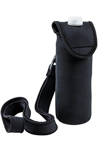 StrongFitt - Enjoy Your Walk - Neoprene Bottle Carrier - Detachable, and Adjustable Strap - Insulated Drink Holder (2)
