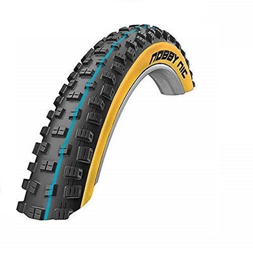 bester der welt Schwalbe Unisex Reifen-Adult Nobby NICHs463 Schwarz 26 x 2,25 Zoll 2021