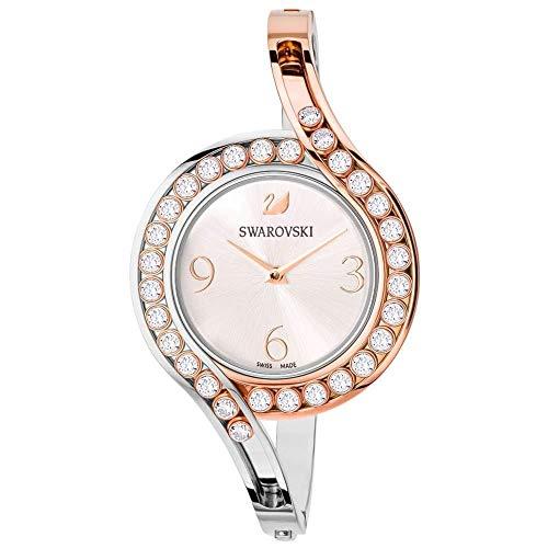 Swarovski Lovely Crystals Bangle Damen-Armbanduhr 32mm Quarz 5453651