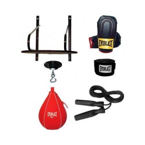 Everlast 6-Piece Speed Bag Boxing KIT