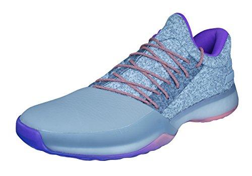 adidas Harden Vol 1 Herren-Basketball Turnschuhe/Schuhe-Grey-53.33