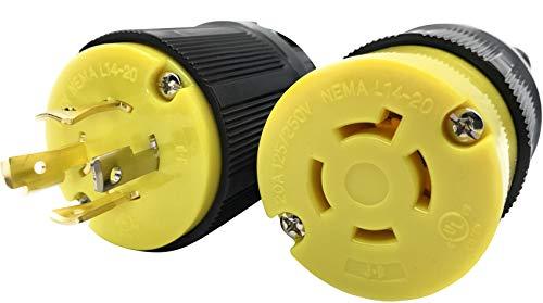 Generador 5000w  marca Journeyman-Pro