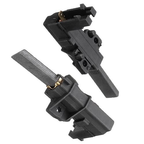 U-K 2 piezas útiles para el motor de la lavadora Hoover Candy Cet. Piezas duraderas y prácticas. Diseño práctico y práctico.