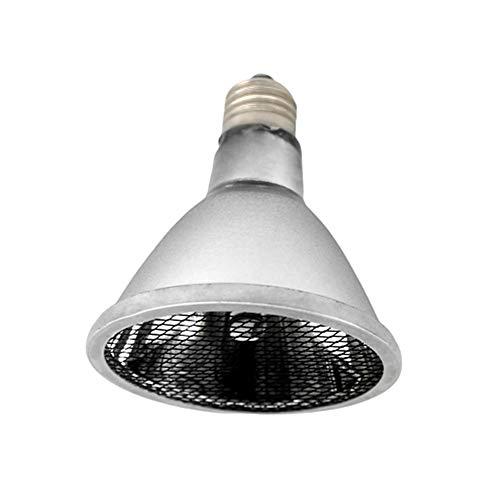 MEISISLEY Lampara Tortuga Led Acuario Kit de lámpara de Calor de cerámica Lámpara de Calor para Tortuga Lámparas de Calor Tortuga lámpara de Calor 30w