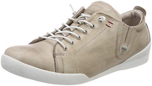 Andrea Conti Damen 0345724 Sneaker, Grau (Silbergrau), 40 EU