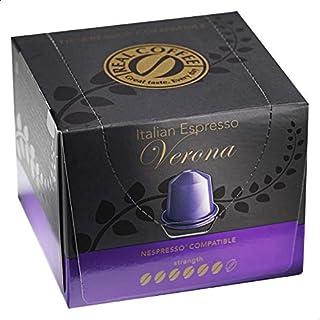 Real Coffee Verona Espresso - 10 Capsules