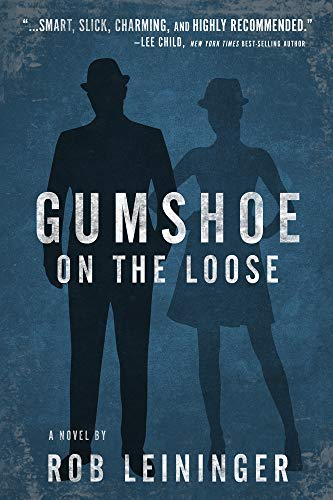 Image of Gumshoe on the Loose (The Mortimer Angel Series)