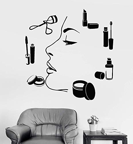 zhuziji Poo Bear Wall Stickers, Maquillaje Artista Maniquí de Belleza Referencia de...