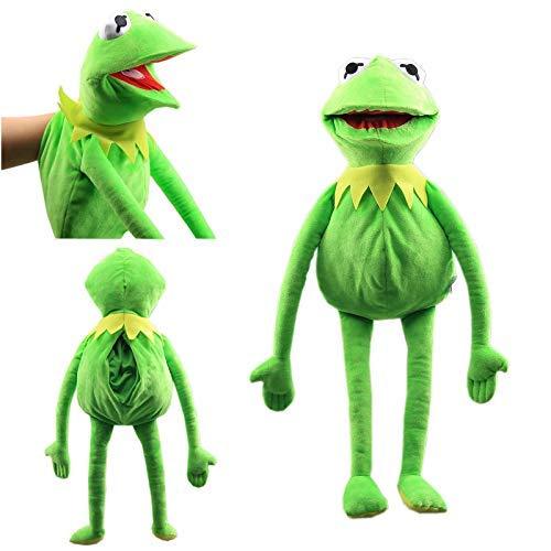 The Muppets Show Kermit Rana Marioneta de mano de peluche para regalo de fiesta